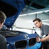 BMW Tagliando Online, servizio preferenziale per il Check-in in carrozzeria