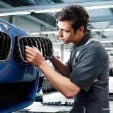 Per piccole riparazioni di carrozzeria, i vantaggi se scegli il Centro BMW Service