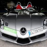Mercedes a Roma, la Mille Miglia grazie a live di Periscope