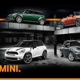 The MINI Story, in mostra storia e carrozzeria MINI al BMW Museum.