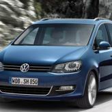 Carrozzeria Volkswagen: dal Salone di Ginevra la Sharan si aggiorna.